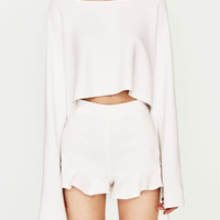 HIGH WAISTED SHORTSDETAILS