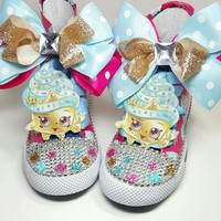 Pink Shopkins Converse Shoes - Limited Edition (CONVERSE)