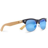 Wooden Sunglasses // Sailor 76