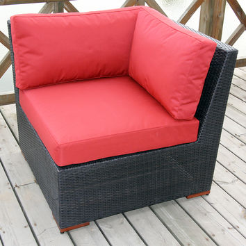 Coral Gable Patio Sectional Corner Multiple Colors