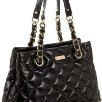 Kate Spade Gold Coast Small Maryanne Tote,Black,one size