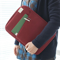Livework A low hill basic standard file pouch bag ver.2