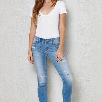 Levi's 721 High Rise Skinny Jeans at PacSun.com