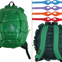 Ninja Turtle Shell Backpack : Officially Licensed Rave Backpack