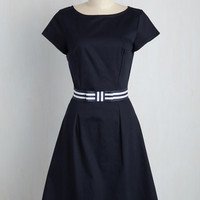 Intern a Corner Dress | Mod Retro Vintage Dresses | ModCloth.com