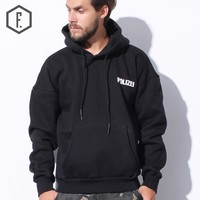 Alphabet Hats Winter Men's Fashion Print Hoodies [8822223107]