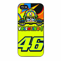 Valentino Rossi The Doctor 46 Logo iPhone 5s Case