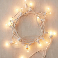 Mini Vintage Bulb String Lights | Urban Outfitters
