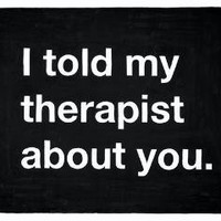 20x200 - Print Information | Untitled (I told my therapist about you), by MikeMonteiro