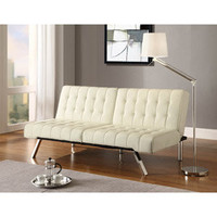 Walmart: Emily Convertible Futon, Multiple Colors