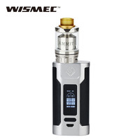 Original WISMEC Predator 228 Box MOD Geekvape Ammit RTA Single/Dul Coil Build Deck Single 3.5ml Dual 6ml E-cig 228W predator Mod