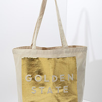 Sisters of Los Angeles Golden State Tote Bag