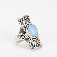Santa Fe Stone Ring - Urban Outfitters