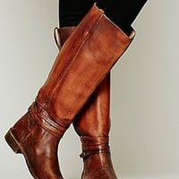 Frye  500 Miles Distressed Boot at Free People Clothing Boutique