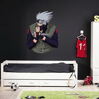 kcik500 Full Color Wall decal Japanese anime cartoon character living room bedroom
