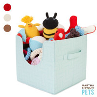 Martha Stewart Pets® Pet Toy Storage Bin