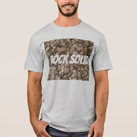 ROCK SOLID T-SHIRT MEN'S 2