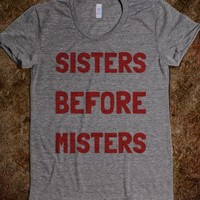 Sisters Before Misters
