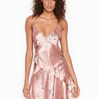 Ruffle Slip Dress - Victoria's Secret