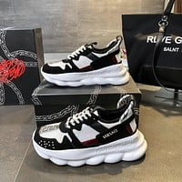 Versace Chain Reaction Sneakers #dsr106