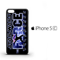 Star Wars The Force Unleashed F0222 iPhone 5C Case