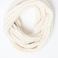 LA Hearts Soft Knit Infinity Scarf - Womens Scarves