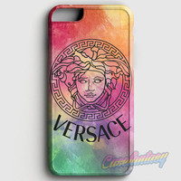 Versace Color Splatter iPhone 6/6S Case | casefantasy