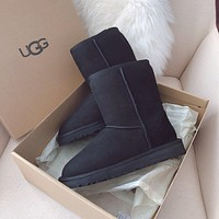 """UGG"" Women Fashion Warm Snow Boots"
