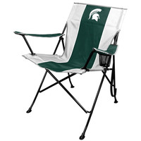 Michigan State Spartans NCAA Tailgate Chair and Carry Bag