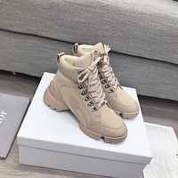 dior fashion men womens casual running sport shoes sneakers slipper sandals high heels shoes 313