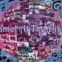 SJ2134 Panic at the Disco Ball Art Music 24x18 WALL POSTER PRINT