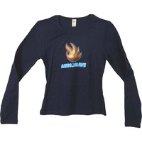 Audioslave  Flame Junior Top