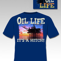 SALE Sassy Frass Funny Oil Field Rig Hitch Unisex T Shirt