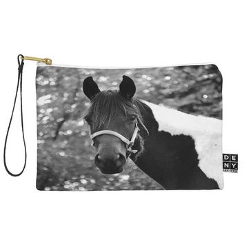 Allyson Johnson Horse Portrait Pouch