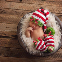 Newborn Baby Girls Boys Crochet Knit Costume Photo Photography Prop = 4457487556