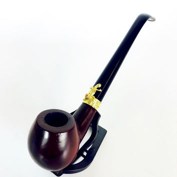 Wooden Pipe (style N)