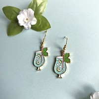 Dangling Margarita Earrings