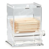 Tablecraft 228 Toothpick Dispenser Acrylic