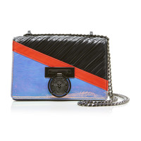 Small Hologram Flap Box Bag | Moda Operandi