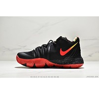 Nike KYRIE 5 EP Basketball shoes Men Sports Shoes Black&red