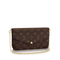 Products by Louis Vuitton: Felicie Chain Wallet