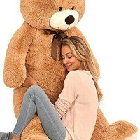 Jumbo 5 Foot Stuffed Teddy Bear Plush