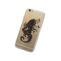 iPhone Dragon Transformation Case