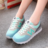 Full Match Fashion Casual Men And Women Sports Shoes Couple Running Shoes