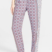 Junior Women's Lush 'Perfect' Woven Pants,