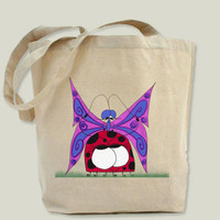 The Evolved Friendship Tote Bag by OneArtsyMomma on BoomBoomPrints