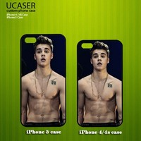 Justin Bieber Sexy - Photo On Hard Cover Case For iPhone 5