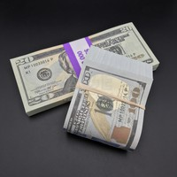 $12,000 Full Print New Style Fat Band & Stack