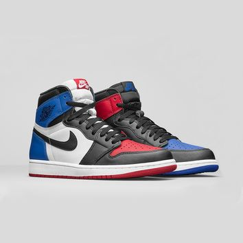 Nike AIR JORDAN 1 High OG RETRO 'TOP 3' AJ1 - Best Deal Online
