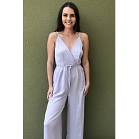 Lilly Jumpsuit- Lavender